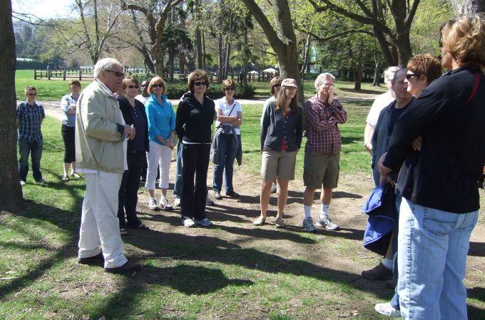 Gage Park Jane's Walk