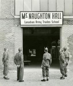 Canadian Army Trades School, Kenilworth North, August 1941
