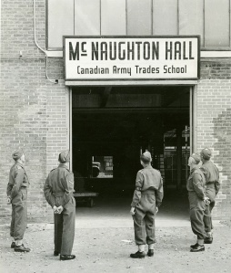 Canadian Army Trades School, Kenilworth North, August 1941