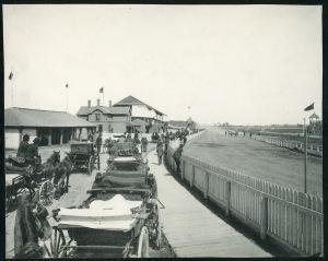 Jockey Club, circa. 1899