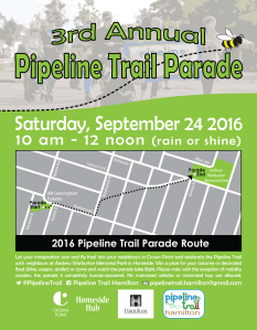 PipelineParade2016 poster