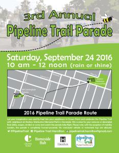 PipelineParade2016 poster